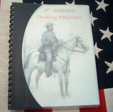 Civil War History of the 7th Alabama Cavalry Regiment