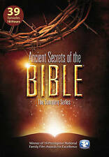 Ancient Secrets of the Bible: The Complete Series (DVD, 2013, 5-Disc Set)