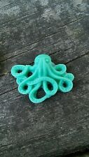 Octopus silicone push **MOLD** mould  resin sugar craft, polymer KAWAII