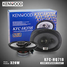 "Kenwood KFC-HQ718 7x10"" Speakers"