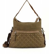 TYOULIP SISTERS The Padding Teaser Padd Tasche Schultertasche Olive Mehrfarbig