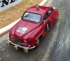 Probuild - OCAR 1/32 SAAB 96 slot car  # 1 Carlsson/Brown - RAC c1961 trophy MB