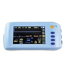Portable 6-Parameter Vital Sign Patient Monitor + Bluetooth Cardiac Monitor New