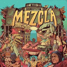 M.A.K.U.SOUNDSYSTEM - MEZCLA   CD NEU
