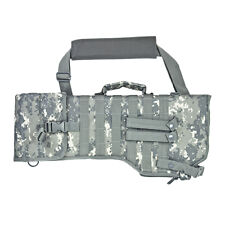 Ncstar Vism Tactical Hunting Rifle Scabbard Shoulder Carry Gun Case Digital Camo