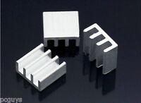 5 x Aluminum Memory Chip Cooler Aluminium Heat Heatsink Heatsinc DDR RAM UK