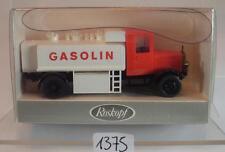 Roskopf 1/87 No.36201 Mercedes L5 Tankwagen Gasolin OVP #1375