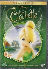 "DVD ""LA FEE CLOCHETTE""  DISNEY N°93       NEUF SOUS BLISTER"