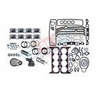 SMALL BLOCK CHEVY 350 ENGINE REBUILD KIT 5.7 CHEVROLET OVERHAUL KIT RCC350A