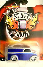 HOT WHEELS STREET SHOW DAIRY DELIVERY BLUE AND SILVER VHTF