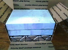 ALUMINUM INGOTS...9 ingots   14  lbs   made from casting alloy