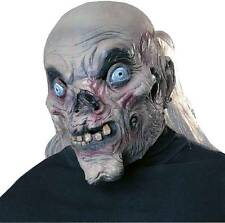 NEW Zombie Skeleton Tales From The Crypt DELUXE ADULT LATEX CRYPT KEEPER MASK
