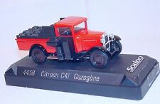 Solido 1:43 CITROEN C4-F COIL TRANSPORT 1930 GAS POWERED WWII Truck MIB`85 RARE!