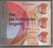"LES HUMPHRIES SINGERS - Very Best Of - CD 1996 NEU & OVP ""Mama Loo/Rock my Soul"""