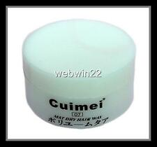 Cuimei Mat Dry Hair Wax 85g hair gel salon style styling matte matt