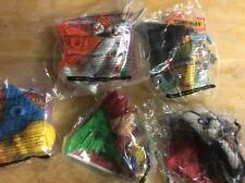 Wendy's Kids Meal Toys 2000 - Looney Tunes Action Pens Mixed Lot tweety bugs elm