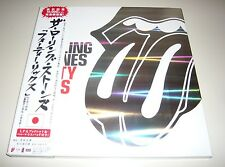 THE ROLLING STONES Forty Licks Limited Edition 2 CD Japan Box Set Mouse Pad