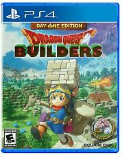 DRAGON QUEST BUILDERS DAY ONE EDITION * PLAYSTATION 4 * BRAND NEW FACTORY SEALED