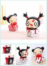 Pucca Collection Piggy Bank - set 2 (No Bandai/hot toys/good smile/figma )