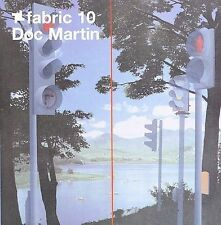 Fabric 10 by Doc Martin (CD, May-2003, Fabric (Label))
