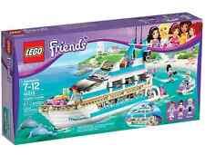 LEGO ® Friends 41015 yacht neuf emballage d'origine _ Dolphin Cruiser New MISB NRFB