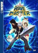 Rave Master Volume 1: The Quest Begins (Cine-Manga Titles for Kids)