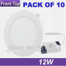 12 Watt LED Round Ceiling/POP/False Ceiling Panel Light Roof Down Lighters