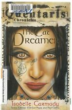 Quentaris Chronicles - The Cat Dreamer - Isobelle Carmody (pb 2005) ex-library