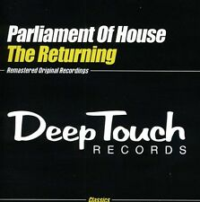 Parliament Of House - Returning  CD-R (2013, CD NEUF)