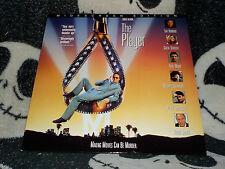 The Player Widescreen Laserdisc LD Tim Robbins Robert Altman Free Ship $30 Order
