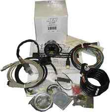 AEM Universal Wideband UEGO Air Fuel Boost Gauge Failsafe All In One aem30-4900