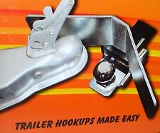 DuraSafe COUPLER CONNECT TRAILER HITCH BALL ALIGMENT HELP DEVICE EZ Instal CC001