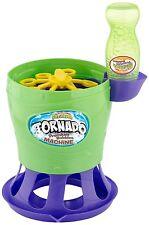 Bubble Blower Machine Kids Party Gazillion Tornado Blowing Bubbles Party Toy