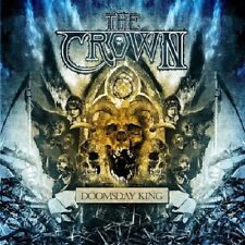 "The Crown ""Doomsday King"" CD [MELODIC DEATH METAL FROM SWEDEN]"