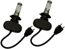 H7 CSP 50W 8000 Lumen LED Headlight Bulb Kit- Honda CBR 1000RR 600RR F4i RC51