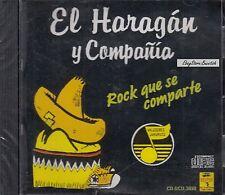 El Haragan Y Compania Rock Que Se Comparte CD New Nuevo Sealed