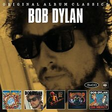 BOB DYLAN - ORIGINAL ALBUM CLASSICS 5 CD NEU