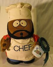 1998 Comedy Central South Park Chef 12 inch Plush