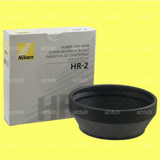 Genuine Nikon HR-2 Screw-In Lens Hood AI-S 50mm f/1.2, AF 50mm f/1.4D f/1.8D