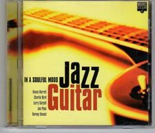 (EJ418) In A Soulful Mood, Jazz Guitar, 15 tracks various artists - 1997 CD
