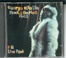 GEORGE CLINTON Family Series Part.3 - CD 1993 NEU & OVP Funkadelic/Parliament