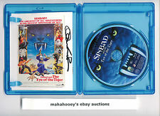 Sinbad & the Eye of the Tiger SOLD OUT Blu-Ray Signed by Patrick Wayne OOP!
