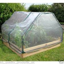 1M Square Cloche Insect Net Cover - Botanico Lets Grow, BNIB, Protects Crops