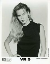 LORI SINGER PRETTY PORTRAIT VR 5 ORIGINAL 1996 FOX TV PHOTO