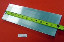"1/4"" X 4"" ALUMINUM 6061 FLAT BAR 12"" long T6511 .250"" New Mill Stock"