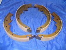 Brake Shoes Front 1948-54 Hudson Wasp Commodore Hornet