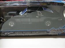 1:18 MOTORMAX TIMELESS CLASSICS 1970 FORD MUSTANG BOSS 429 DIECAST BLACK