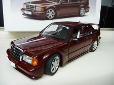 1:18 Autoart Mercedes 190E 2,5-16V Evo 2 red NEW