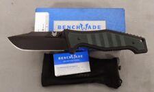BENCHMADE KNIFE 757BK 757 VICAR FOLDER SHANE SIBERT S30V USA MADE NEW IN BOX!!