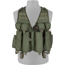 New Original Russian Army SPLAV Tactical Assault Vest M32 Tarzan, Olive